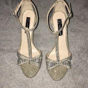 INC Bow Heels